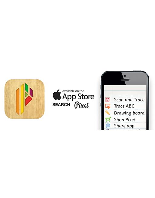 pixei app on app store